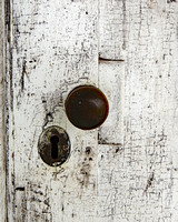 Door Knob and Keyhole