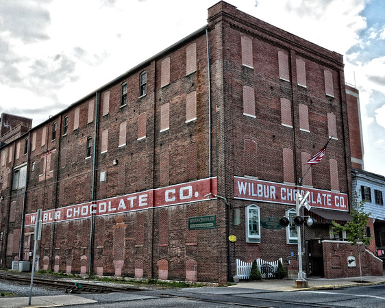 Wilbur Chocolate Factory