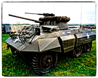 Army Armored Vehicle